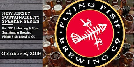 S3 Fall 2019 Meeting: Flying Fish Brewery tickets