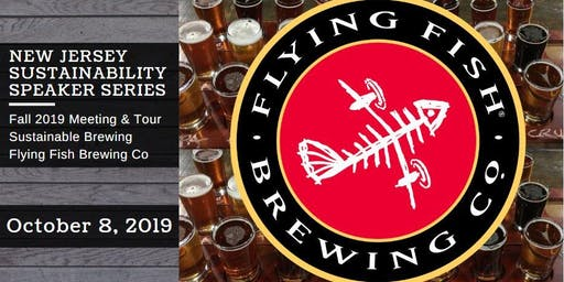 S3 Fall 2019 Meeting: Flying Fish Brewery