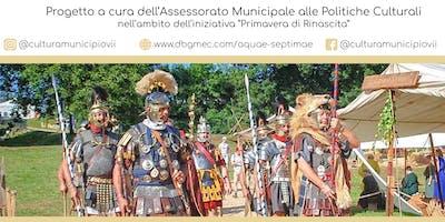 Rievocazione storica dell'Associazione Culturale Officina Romana Parabellum