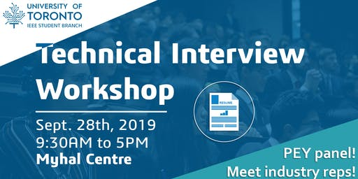 Technical Interview Workshop