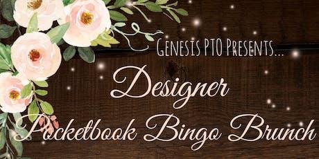 Genesis PTO-Designer Pocketbook Bingo Brunch tickets