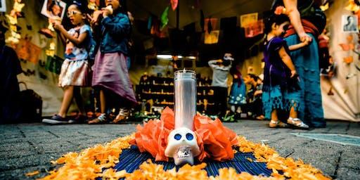 4th Annual: Dia de los Muertos
