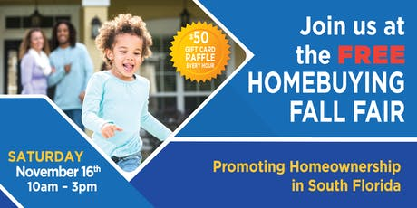 Homebuying Fair tickets