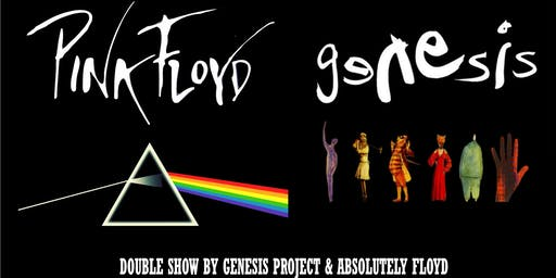 GENESIS & PINK FLOYD SHOWS