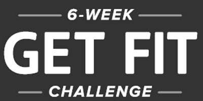 6 Week Get Fit Challenge - Starts Oct. 7th, 2019