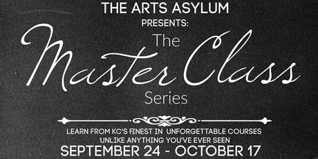 The Master Class Series - Dance for Musical Theatre with Christopher Barksdale tickets