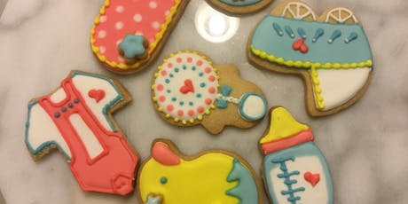 Cookie Decorating Class - Royal Icing (September 28) tickets