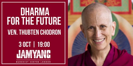 Dharma for the Future tickets