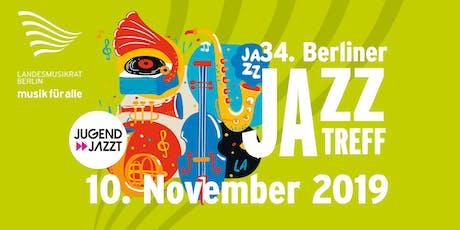 34. Berliner Jazztreff Tickets