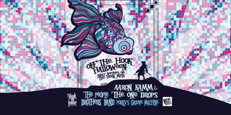 Aaron Kamm & The One Drops, People Brothers Band, & Porky's Groove Machine tickets