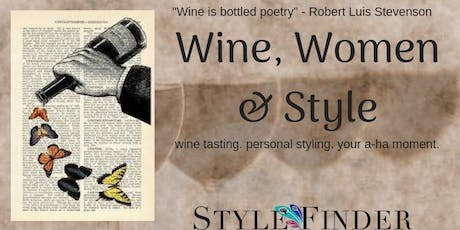 Wine Women & Style tickets