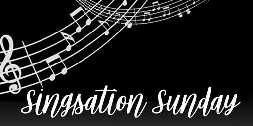 Singsation Sunday