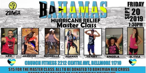 Bahamas Hurricane Relief Master Class