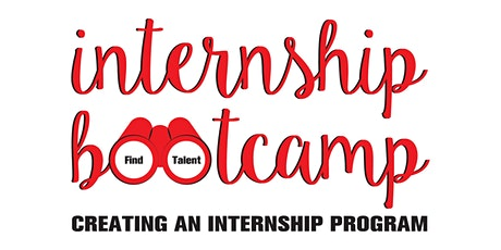 Internship Bootcamp: Creating an Internship Program 2020 tickets