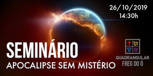 Apocalipse sem mistérios - Seminário