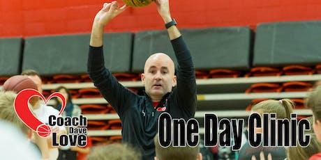 Coach Dave Love Shooting Clinic - Brantford tickets