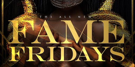MEDUSA LOUNGE | FAME FRIDAYS (ATL's All New Friday Night Party)