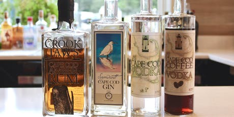 Cape and Island Distillers Tasting @ Cape Cod Coffee Cafe! tickets