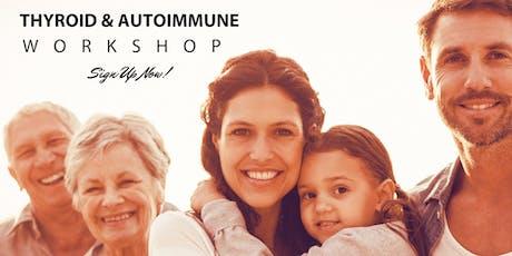 Thyroid & Autoimmune Options Workshop tickets