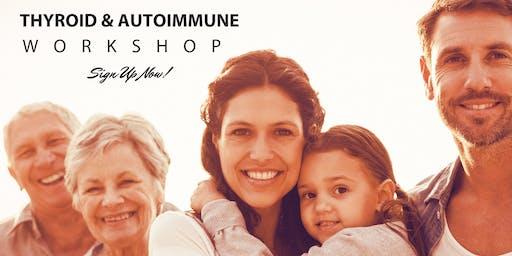 Thyroid & Autoimmune Options Workshop