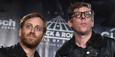 The Black Keys Meet and Greet & Concert - RED GUITAR EXCLUSIVE