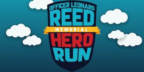 Officer Leonard Reed Memorial HERO Run tickets