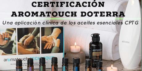 Certificacion AromaTouch doTERRA Español tickets