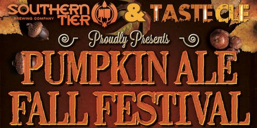 Pumpkin Ale Fall Festival 2019