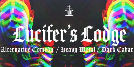 Lucifer's Lodge #3 (Early Halloween) feat. Phil Kay and Séayoncé tickets