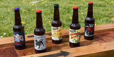 Clarkshaws Brewery Tour, Beer Tasting and Lunch tickets