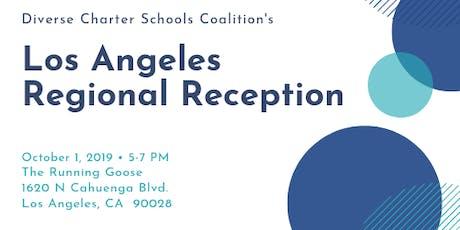 DCSC Los Angeles Regional Reception tickets