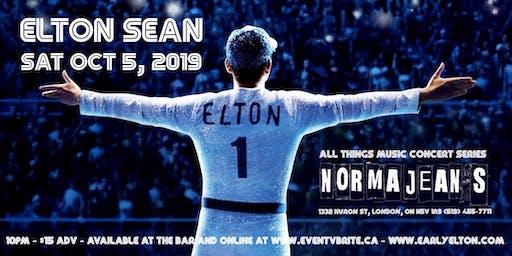Elton Sean - Elton John Tribute London ON.