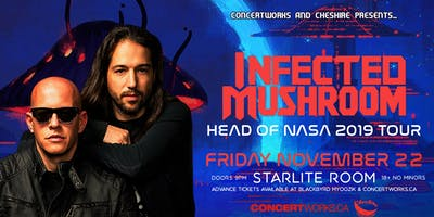 Infected Mushroom w/ Guest