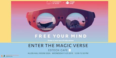 Enter the Magic Verse tickets