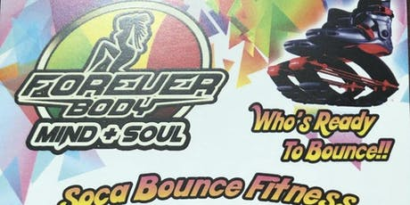 Soca Bounce Fitness with Keebah - Karnival Bounce Crew FL tickets