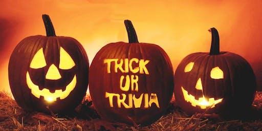 Trick or Trivia Spooktacular & Costume Contest