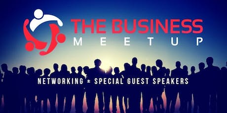 The Business Meetup in Norwalk CT tickets