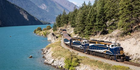 Rainforest to Gold Rush with Rocky Mountaineer tickets