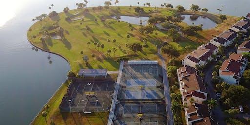 Beginning Intermediate Adult Tennis