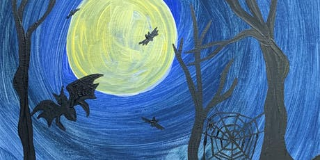Paints & Ice Cream Halloween (for kids) at A Taste Above! tickets