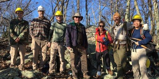 Cellar Mountain Trail Worktrip