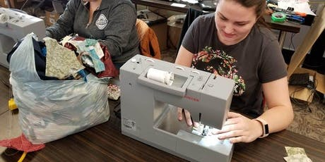 Intro to Sewing with the Laurier Library Makerspace tickets
