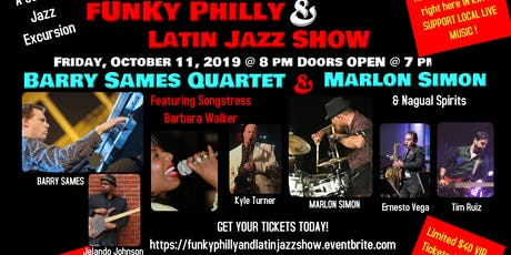 A Soulful Jazz Excursion: fUnKy Philly  & Latin Jazz Journey tickets