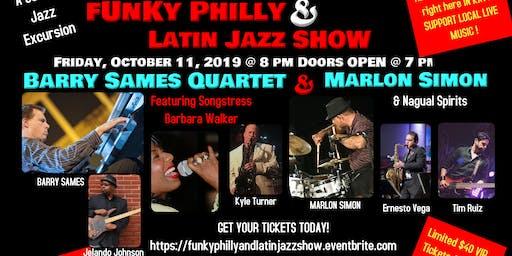 A Soulful Jazz Excursion: fUnKy Philly  & Latin Jazz Journey