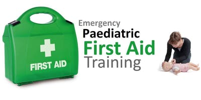 Level 3 Award : Emergency Paediatric First Aid - 1 Day Course.
