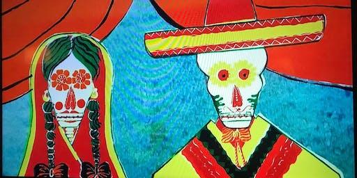 Dia de Los Muertos, Day of the Dead Celebration