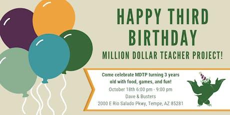 Benjamin's 3rd Birthday Party! tickets