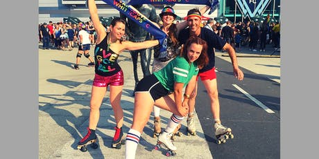 Roller Dance Session with the Van City Skate Squad tickets