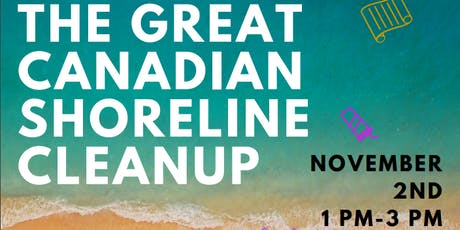 Great Canadian Shoreline Clean Up tickets