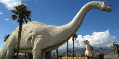 Run to the Movie Famous Cabazon Dinosaurs